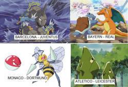 Enlace a El sorteo de la Champions versión: Pokémon