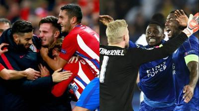 960200 - Las primeras impresiones sobre los Cuartos de Final de la Champions League 2016/17