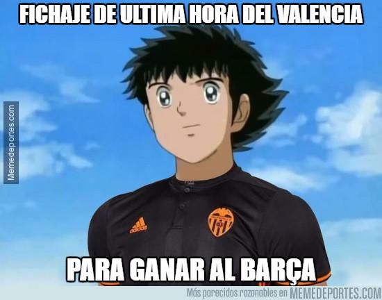 960507 - El Valencia va a por todas