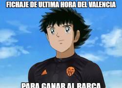 Enlace a El Valencia va a por todas