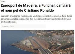 Enlace a ¡El nuevo nombre del aeropuerto de Madeira!