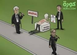 Enlace a Todos quieren que Wenger se quede, menos los del Arsenal