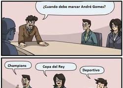 Enlace a Era la clave de André Gomes