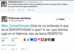 Enlace a Las peleas entre Roncero del Madrid y Roncero del Barça es lo mejor que trae Twitter en años
