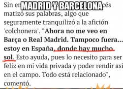 Enlace a Madrid y Barcelona tras las declaraciones de Griezmann