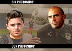 Enlace a El photoshop hace milagros