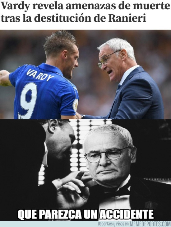961258 - Ranieri tiene asuntos pendientes