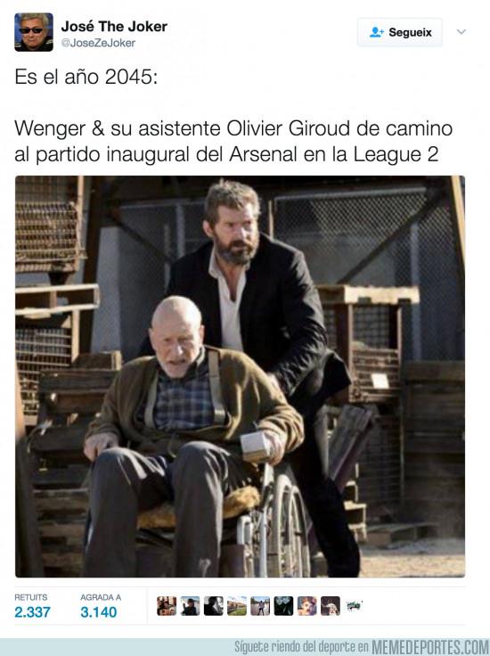 961266 - Arsenal, año 2045