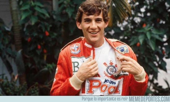 961295 - Hoy Senna Cumpliría 57 años #SennaSempre