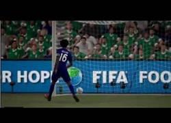 Enlace a El extraño penalti que vuelve locos a los fans de 'FIFA 17'