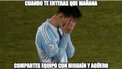 Enlace a Cuando creas que tu tienes mala suerte, solo mira a Messi