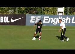 Enlace a Así ha acabado el seleccionador de Brasil con las filigranas de Neymar