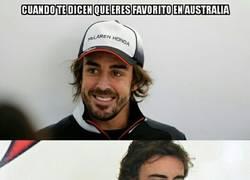 Enlace a McLaren sigue en su línea