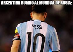 Enlace a La relevancia que tiene Messi en Argentina