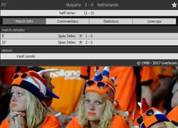 Enlace a Holanda no levanta cabeza