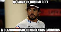 Enlace a Alonso no levanta cabeza