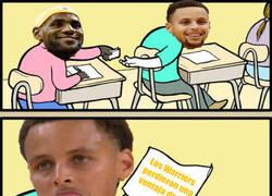 Enlace a Curry nunca podrá dejarlo atrás