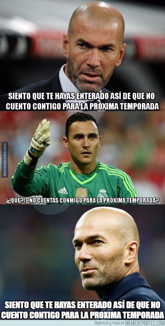 962723 - Zidane es un cachondo