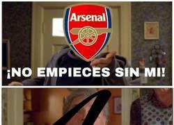 Enlace a El Arsenal lo tiene claro