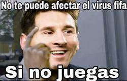Enlace a Messi lo tiene claro