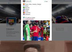 Enlace a El error del CM del Barça durante la sanción a Messi
