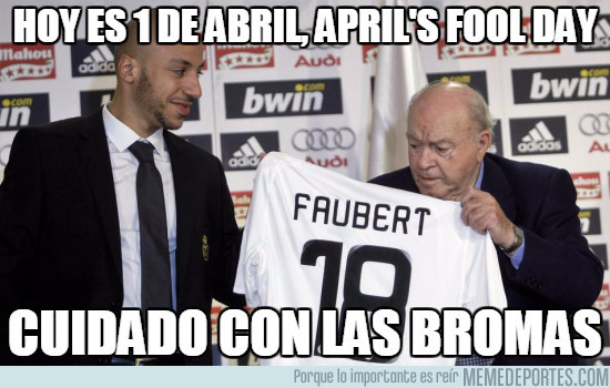 963596 - Hoy es 1 de abril, April's Fool Day