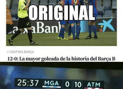 Enlace a El Barça B lo hacía antes de que fuera mainstream