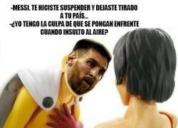 Enlace a Las razones de Messi