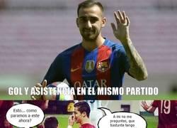 Enlace a Que tiemblen Messi y Cristiano