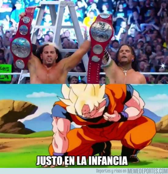 964390 - ¡Pínchame! ¡Así sí WWE!