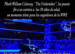 Enlace a Adiós Undertaker