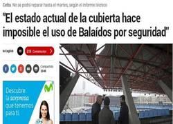 Enlace a En Vigo no ganan para disgustos con Balaídos