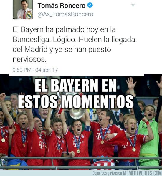 964696 - El Bayern ya se ve Campeón tras estas declaraciones