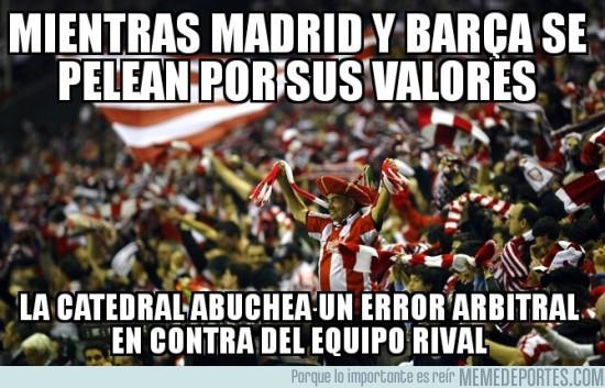 964720 - Increíble lo de la afición del Athletic de Bilbao