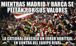 Enlace a Increíble lo de la afición del Athletic de Bilbao
