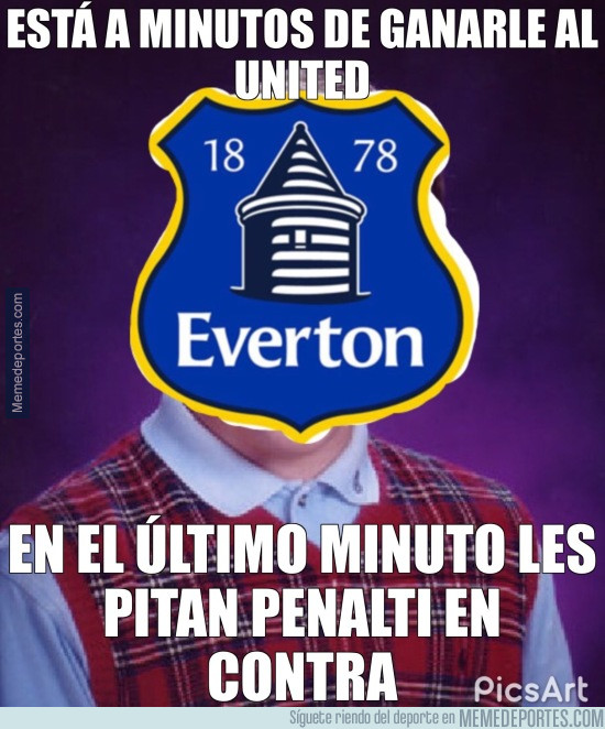 964725 - Bad luck Everton