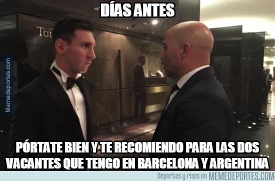 964882 - Messi tiene todo controlado
