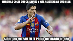 Enlace a La FIFA siempre ninguneando a Suárez