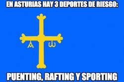 Enlace a Asturias y los deportes de riesgo