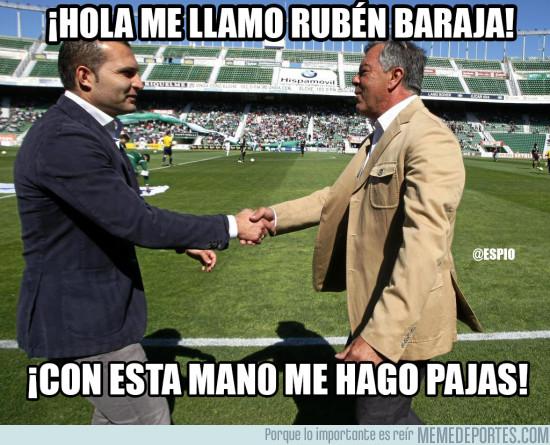 965292 - Cómo la lía Rubén Baraja