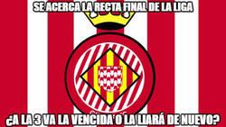 Enlace a Se acerca la recta final de la liga... ¿qué pasará con el Girona este año?