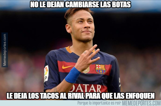 965704 - Neymar y sus botas...