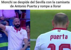 Enlace a Monchi es un grande y el Sevilla le echará de menos