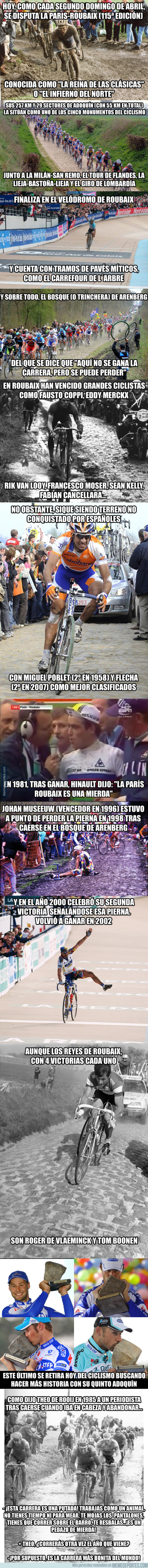 965920 - La París-Roubaix, el infierno del norte
