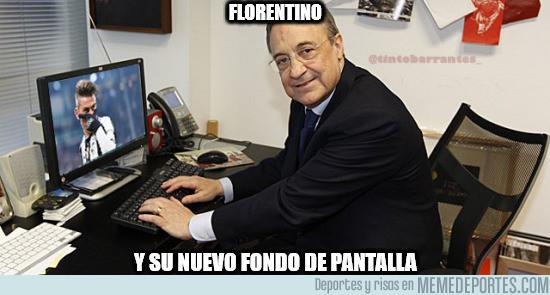 966374 - Florentino tiene nuevo ídolo