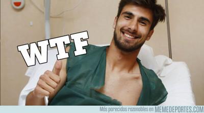 966679 - André Gomes no es tan malo
