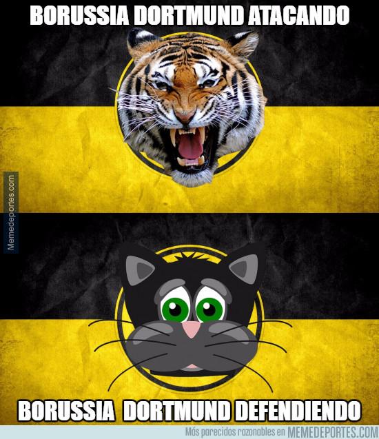966741 - Las dos versiones del Dortmund