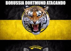 Enlace a Las dos versiones del Dortmund