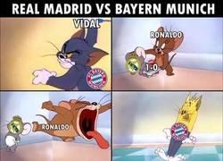 Enlace a El resumen del Bayern Munich vs Real Madrid