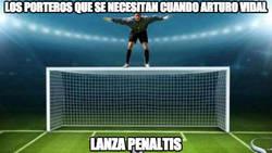 Enlace a Los porteros que se necesitan para Arturo Vidal